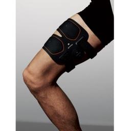 【送料無料】SIXPAD/シックスパッド Leg Belt(レッグベルト) 2個セット 薄くて、軽い、コードレス。柔軟性の高いソフトシリコンを使用し、身体の曲線に沿う薄さ約3mmを実現。