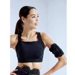 【送料無料】SIXPAD/シックスパッド Arm Belt(アームベルト) ※アームベルトは安全上、両腕同時に使用できません。片腕ずつご使用ください。