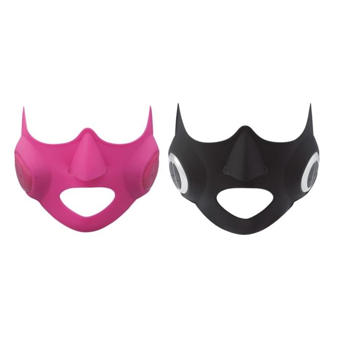 メディリフトアクア 3Dウェアラブル EMS美顔器 ヤーマン  (ア)ブラック 年齢とともに衰えがちな頬周りの筋肉は鍛えたい!でも歯ぎしりなどで発達し過ぎた咬筋は緩めてスッキリさせたい。そんな女性の救世主的EMSマスク!