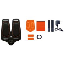 【送料無料】SIXPAD/シックスパッド Leg Belt(レッグベルト) 2個セット 衰えがちな下半身は、マチュア世代が積極的に鍛えたいパーツ。垂れ尻に関係するハムストリング(もも裏)や、骨盤を支えるもも内側の筋肉のトレーニングにと使い勝手のいい脚用デバイスです。