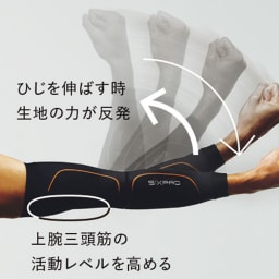 SIXPAD/シックスパッド Training Suit(トレーニングスーツ)  トレーニングスーツ アーム
