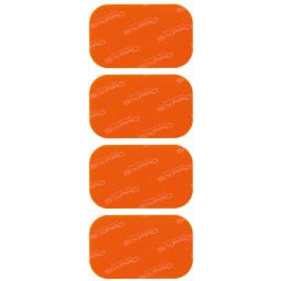 SIXPAD/シックスパッド Chest Fit(チェストフィット) Chest Fit専用高電導ジェルシート