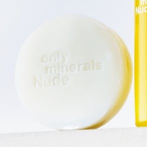 ONLY MINERALS Nude/オンリーミネラルヌード ポアクレイソープ 80g 写真
