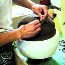 火加減いらずの長谷園かまどさん 3合炊き 一つ一つ丁寧に職人の手で作りあげています。