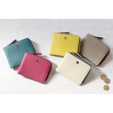 PELLE BORSA/ペレボルサ フラット2つ折り財布