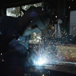 1段5kgの耐荷重 頑丈鍋ラック 2段 直径10mmの鉄筋材を燕三条職人が丁寧に加工
