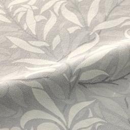 ピュア・モリス カバーリング〈ピュアウィローボウ〉 掛け布団カバー ダブルロング (ア)グレー