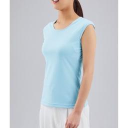 カップ付きフレンチTシャツ 1枚 フロントはまるで下着を付けているかのような美しいライン!