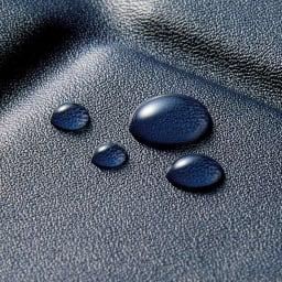 ランチョンマットになるトレー 撥水効果があるので安心してご使用いただけます。