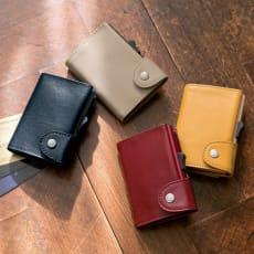 シーセキュア カードケースミニ財布