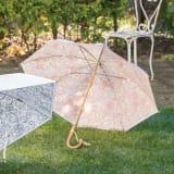 UV弾熱(R)加工 晴雨兼用傘 長傘 写真