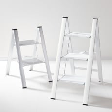 薄型アルミステップ ホワイト