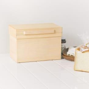 桐のパンケース 2.5斤用 写真