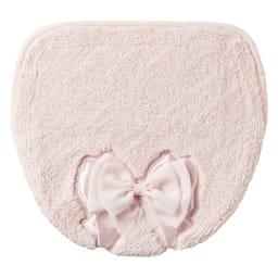 エレリュバントイレタリー マルチ型フタカバー(弱吸着タイプ) (ウ)ピンク