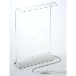 LEDデスクライト Glowide(グローワイド) アルミタイプ
