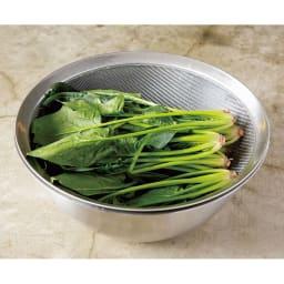 有元葉子のラバーゼ ボウル3点セット もともと元気がなかった葉物野菜も