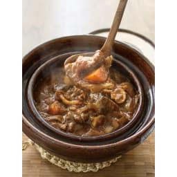 ロースト土鍋 無水カレー・・野菜たっぷりで本当に美味