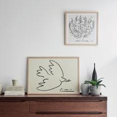 マチスのアート 低木