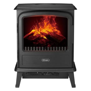 ディンプレックス 暖炉型ファンヒーター エバンドール 写真