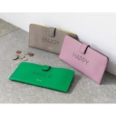 PELLE BORSA/ペレボルサ 抗菌薄型長財布