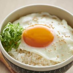 こだわり卵 (60個) 目玉焼き丼
