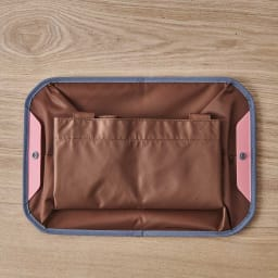 ORU tote(折るトート) しっかり底の折り畳みエコバッグ 底部有効内寸(約32×16.5cm) ※色はア色
