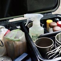 グリーンモーションECOクリーナー 3点セット(本体1・リフィル2) 普段の食器洗いにも使えます。