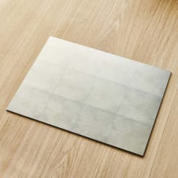 HAKU LA TABLE(ハク ラ ターブル) テーブルマット1枚(約30×40cm) (イ)シルバー