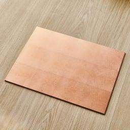 HAKU LA TABLE(ハク ラ ターブル) テーブルマット1枚(約30×40cm) (ウ)コパー