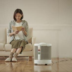日本製 遠赤外線パネルヒーター「暖話室」 写真