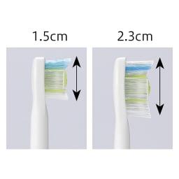 ソニッケアー プロテクトクリーンプレミアム 特別セット 左から(ア)レギュラー (イ)コンパクト 歯の黄ばみやざらつきが気になる方 ホワイトプラス