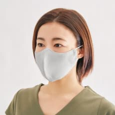 国産 息がラクな立体 UV冷感マスク 4枚組