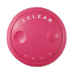 家庭用EMSエクリア リーン スターターセット 凹 弱ボタン 凸 強ボタン ◯ 電源/モード切替
