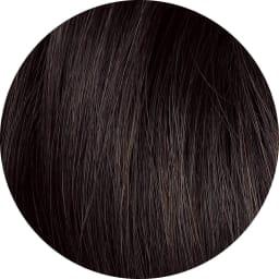 アートネイチャー 「さらフィットウィッグ」 (ア)ブラックミックス(黒) ナチュラルな黒髪に