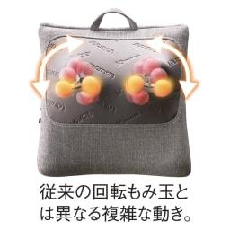 【10周年記念モデル】 ルルド 3Dマッサージクッション