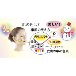 VIVANT JOIE/ビーバンジョア UV光リフレクトパウダー 11g 【ケース付き】 光リフレクトとは?