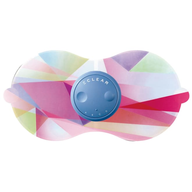 家庭用EMSエクリア リーン スターターセット (ア)ブルー フルセットもスターターセットもブルーとピンクの2色