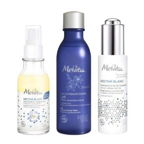 Melvita/メルヴィータ 光の透明感トリオ 写真