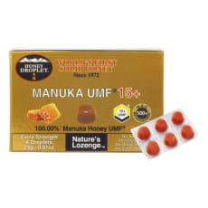 マヌカハニー ドロップレット UMF(R)15+ (6粒×3箱)