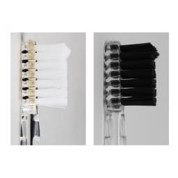 Soladey/ソラデー ソラデー専用替えブラシ(同タイプ8本組)B 自分に合ったタイプが選べます! 左から(ア)先端ポイント毛 (イ)ハニカムポイント毛