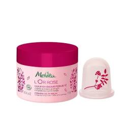 Melvita/メルヴィータ ロルロゼ アクティベート オイルインバーム セルカップ付きセット