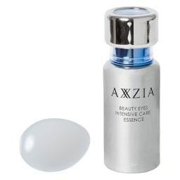 アクシージア/AXXZIA ビューティーアイズインテンシブケアエッセンス(目もと美容液) 15ml ビューティーアイズインテンシブケアエッセンス アイブライトエキス、カミツレ花エキス(整肌成分)などのハーブ由来成分に、必要な美肌成分を配合した目元専用エッセンス。スッと肌になじみ、さっぱりした使い心地。