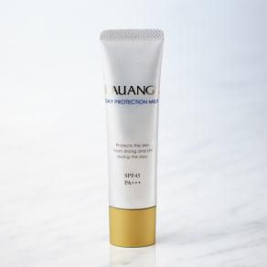 オーアンジェ デイプロテクションミルク(日中用UV美容乳液) 35g 2本セット 写真
