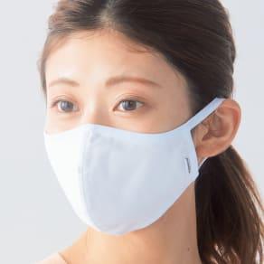 洗える高機能布マスク 5枚組 写真