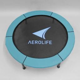 AEROLIFE/エアロライフ ホームジャンピング(折) 縁はブルーとグリーンのリバーシブル。