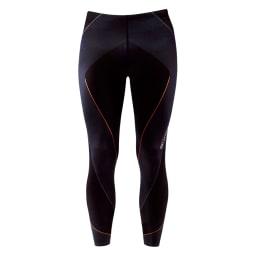 SIXPAD/シックスパッド Training Suit(トレーニングスーツ)  トレーニングスーツ タイツ FRONT Training Suit Tights 引き締まった太ももとヒップラインへ 脚全体をスパイラル状に包み込み、太もも裏にあるハムストリングと大臀筋に負荷をかけます。