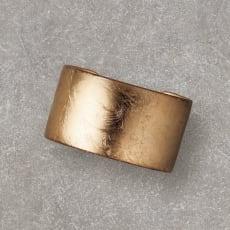 HAKUZA/箔座 純金プラチナ箔 アクリルバングル(久遠色)