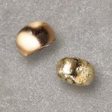 HAKUZA/箔座 純金プラチナ箔 アクリルリング