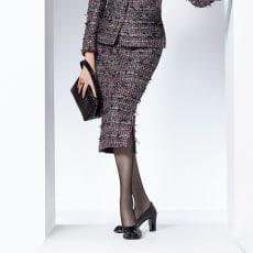 マリア・ケント社 リボンツイード スカート