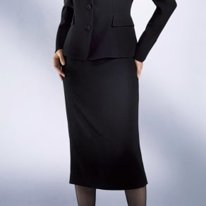 「NIKKE」 マフダブルジョーゼット ロングスカート 写真